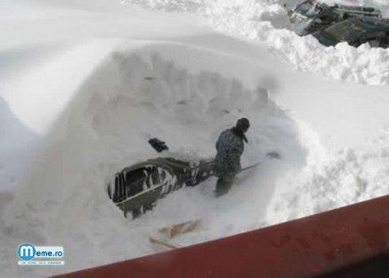 Iarna la rusi