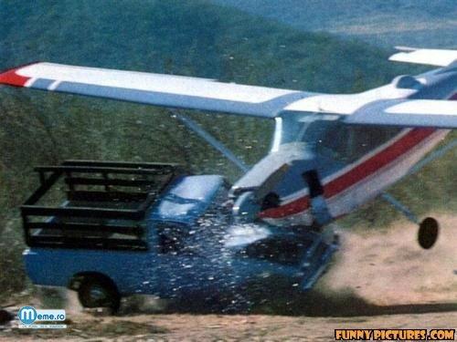 Cum sa nu pilotezi cu avion